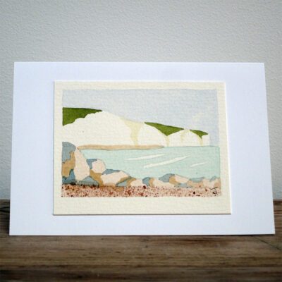 Seven Sisters - Original Watercolour Painting by Jessica Coote