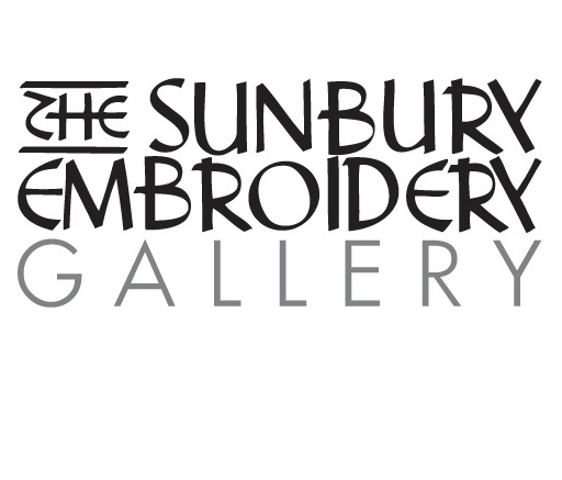 Jessica Coote Creative Hand Embroidery at The Sunbury Embroidery Gallery Logo